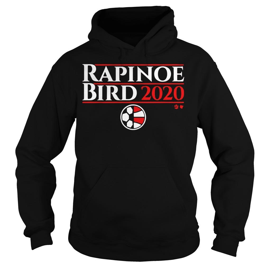 Official 2020 Rapinoe Bird Hoodie