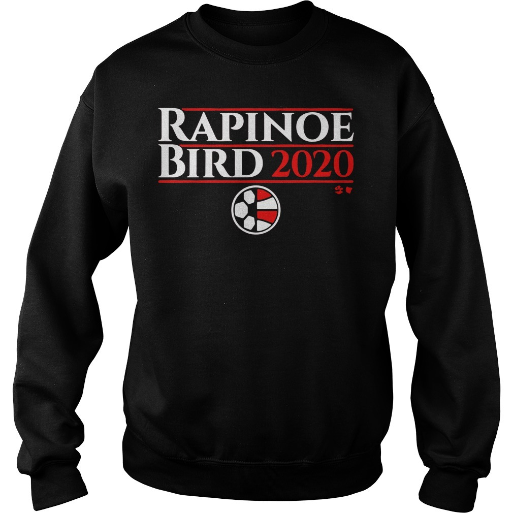 Official 2020 Rapinoe Bird Sweater