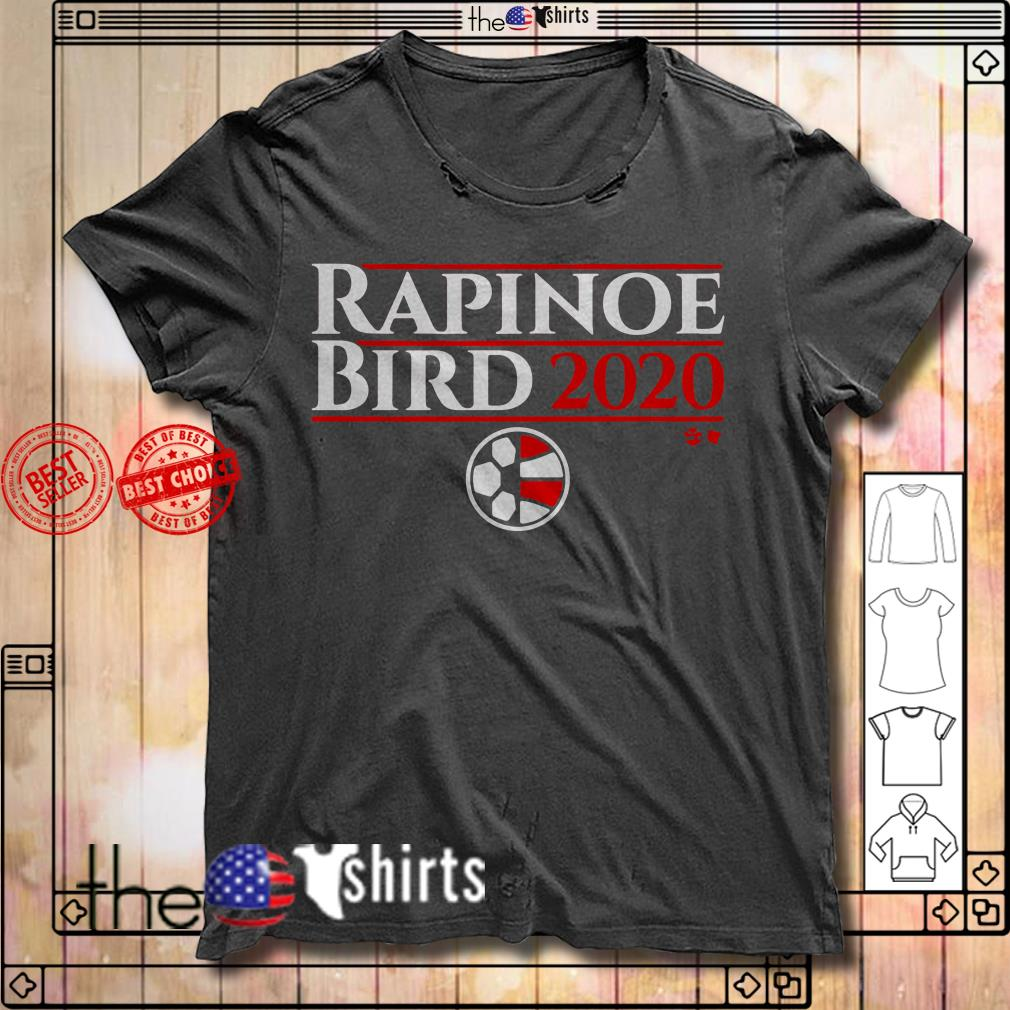 Official 2020 Rapinoe Bird shirt