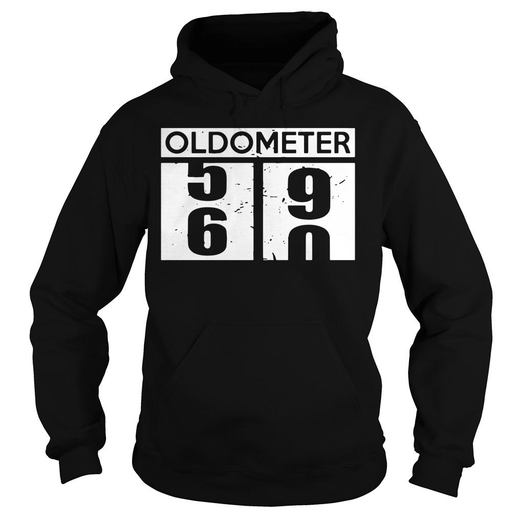 Oldometer 56 90 Hoodie