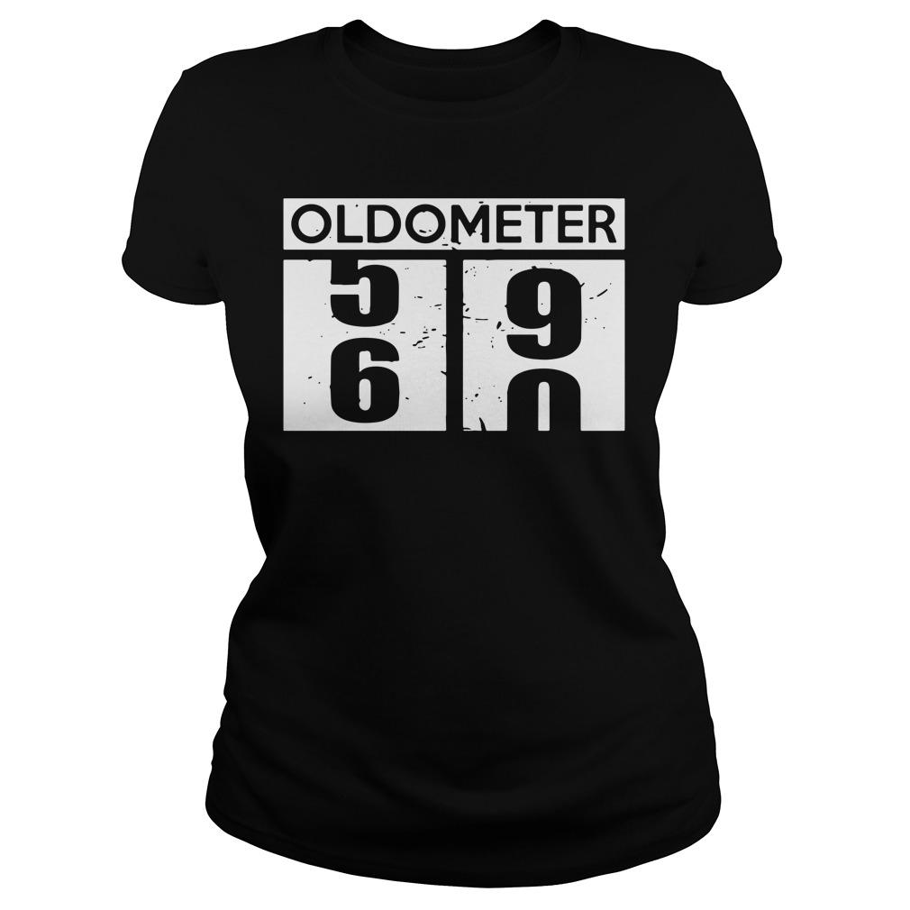 Oldometer 56 90 Ladies Tee