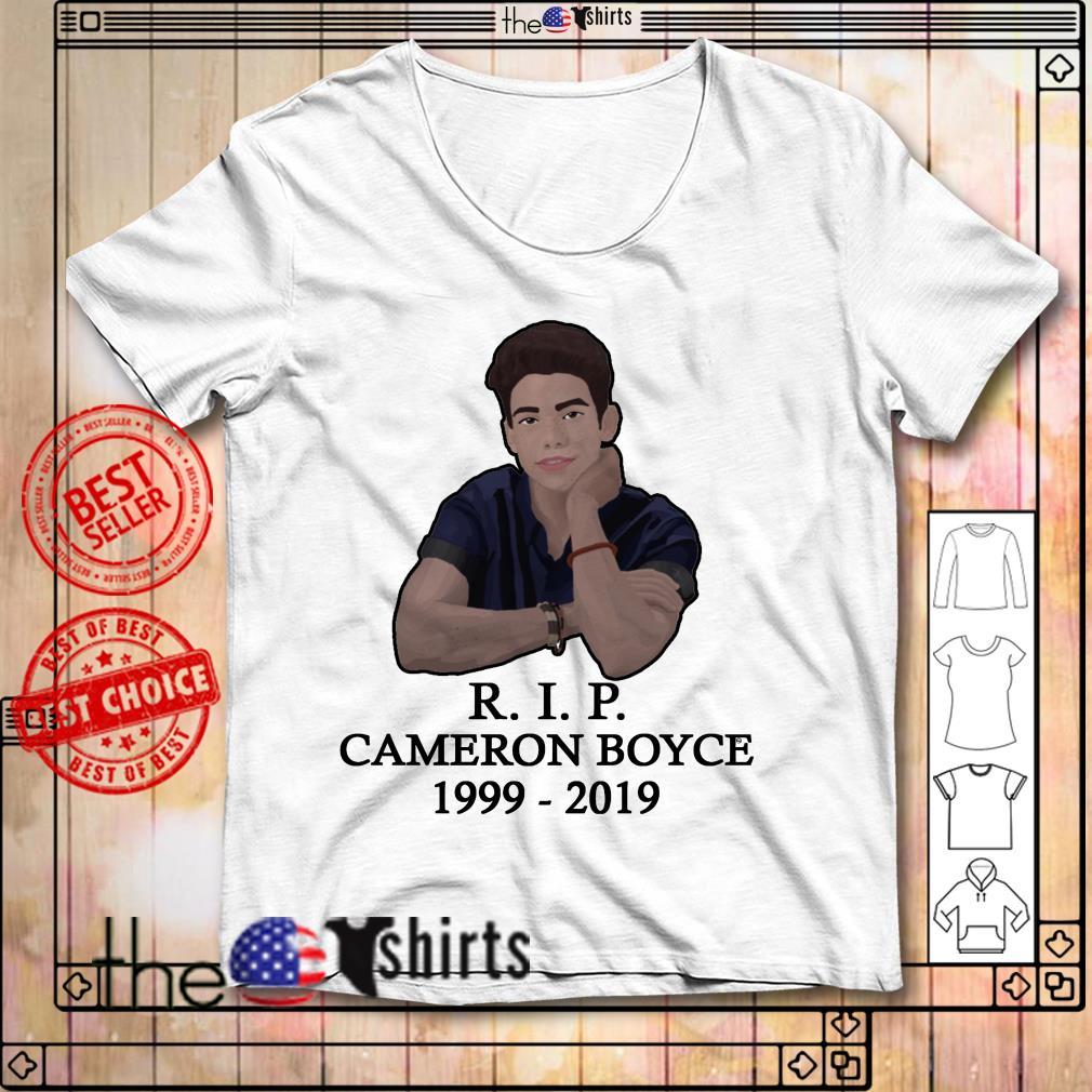 RIP Cameron Boyce 1999-2019 rest in peace shirt