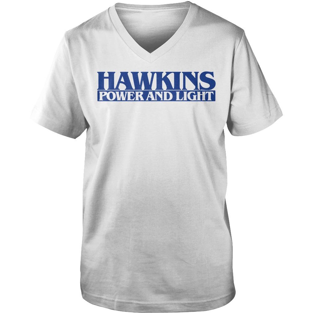 Stranger Things season 3 Hawkins Guy V-Neck