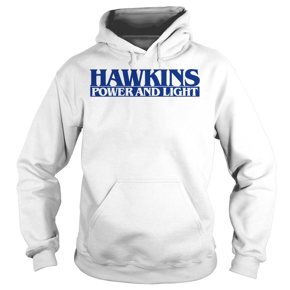Stranger Things season 3 Hawkins Hoodie