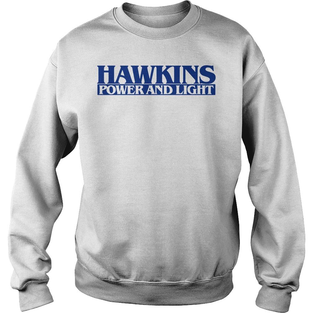 Stranger Things season 3 Hawkins Sweater