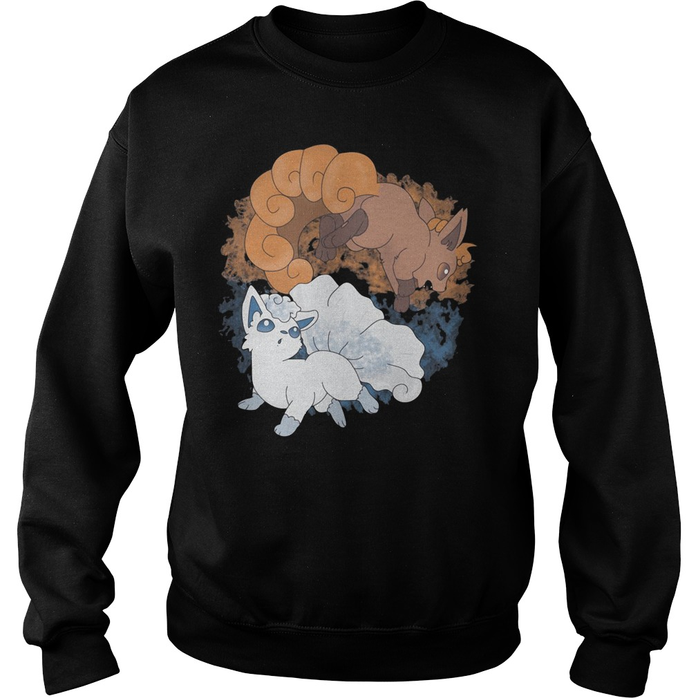 The song Eves of fire and ice shirt