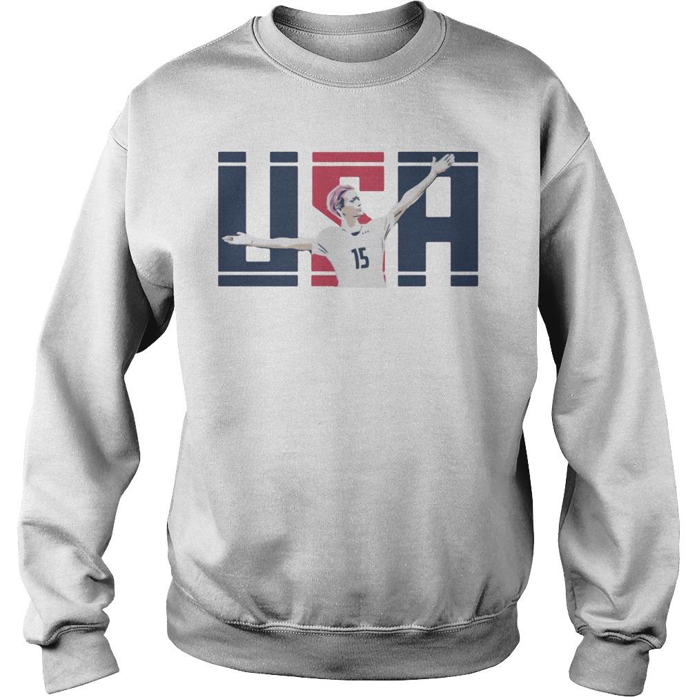 USA Megan Rapinoe 15 Sweater