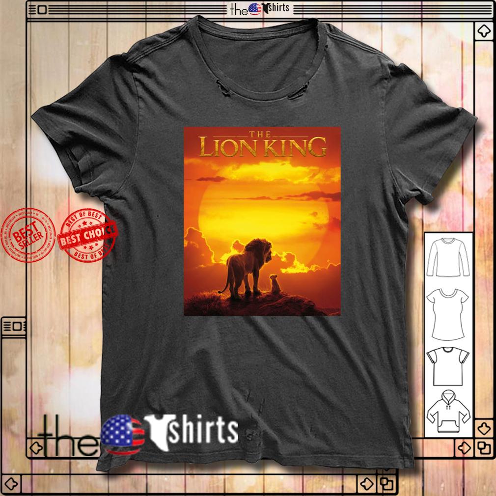 The Lion King 2019 shirt