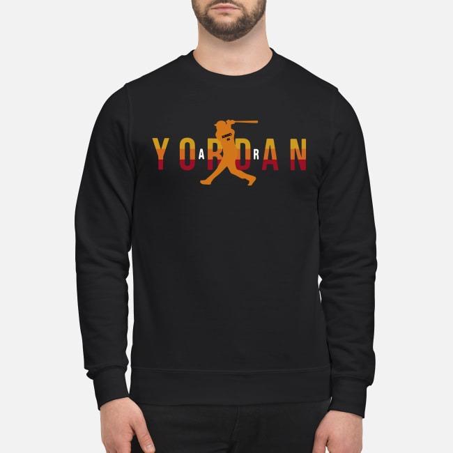 Air Yordan Astros Air Yordan 44 Houston Astros Sweater