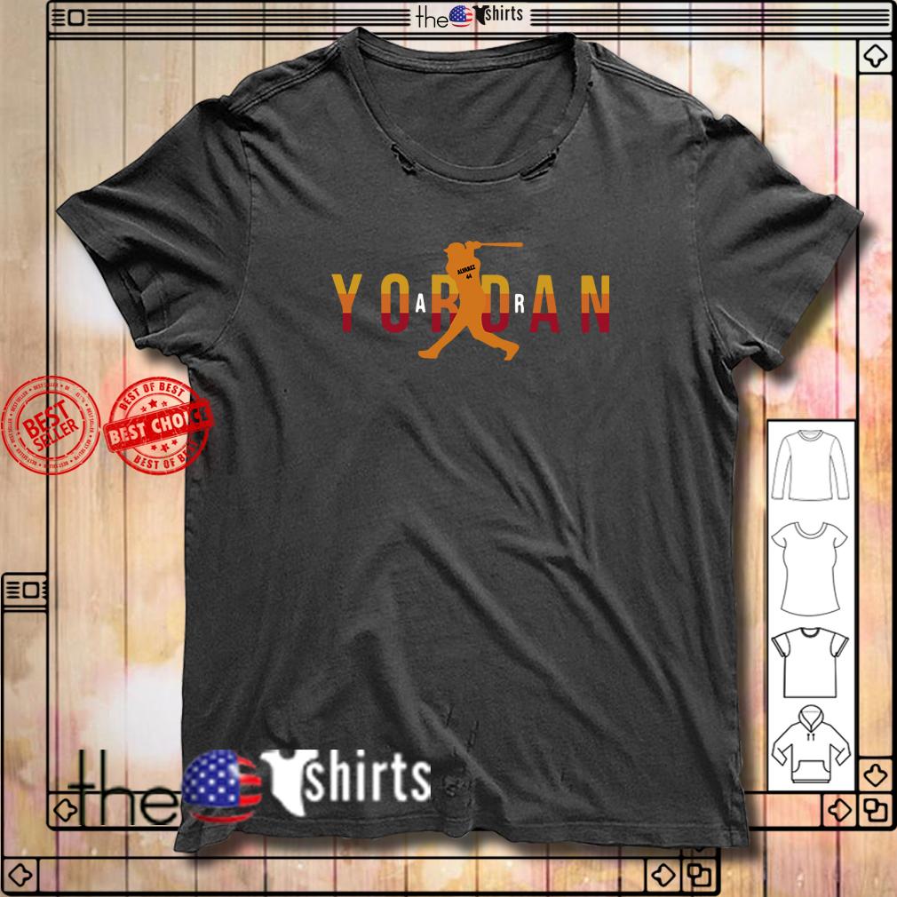 Air Yordan Astros Air Yordan 44 Houston Astros shirt