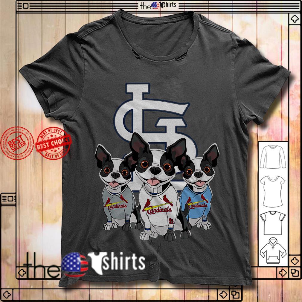 Chihuahuas Louis Cardinals baseball shirt