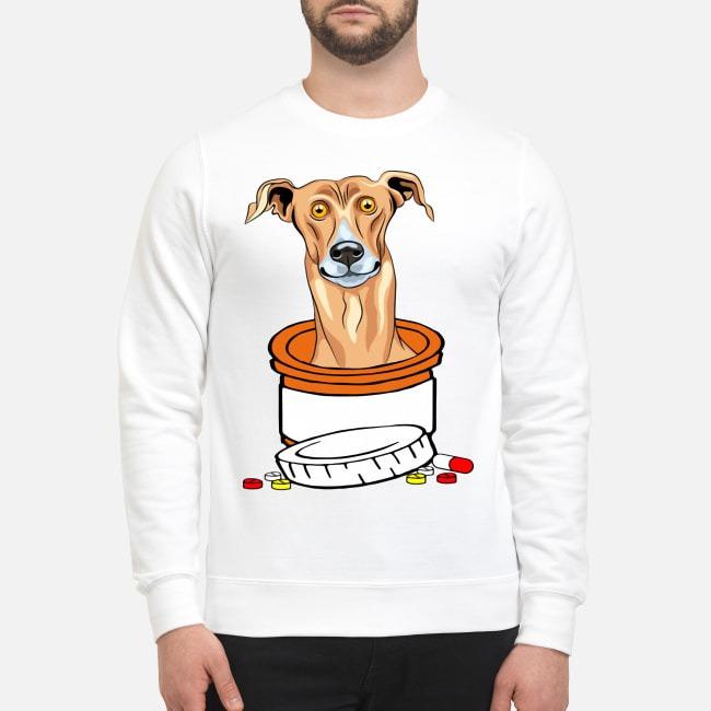 Dog Antidepressant Greyhound Sweater