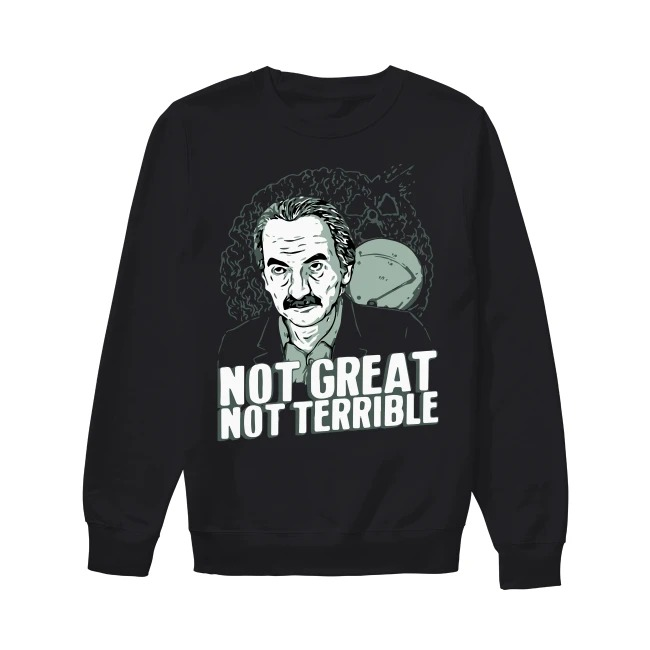 Dyatlov Disaster Not Great Not Terrible Sweater