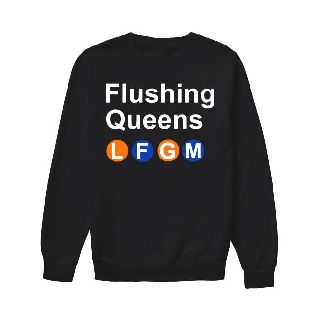Flushing Queens LFGM Sweater