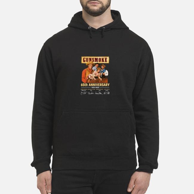 Gunsmoke 65th Anniversary 1955-2020 Hoodie