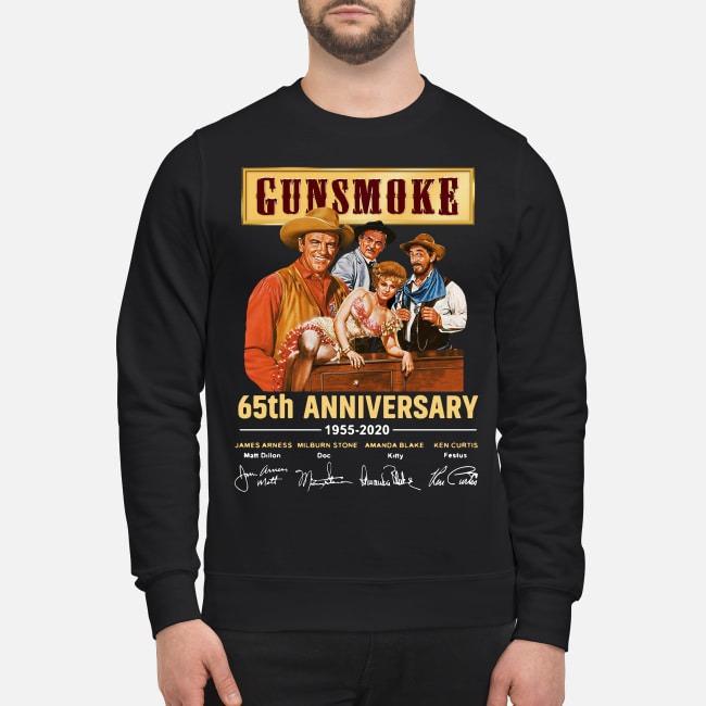Gunsmoke 65th Anniversary 1955-2020 Sweater