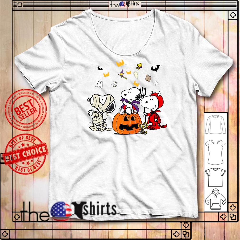 Halloween Snoopy Dog Peanuts shirt
