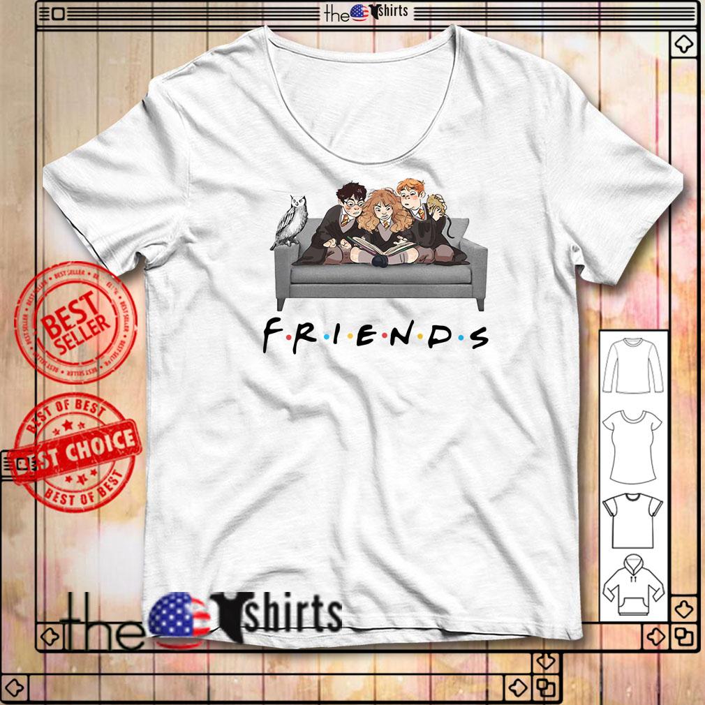 Harry Potter Emma Watson And Rupert Grint Friends shirt