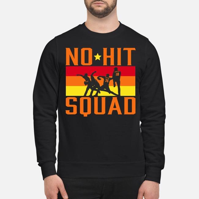 Houston no hit squad Sweater