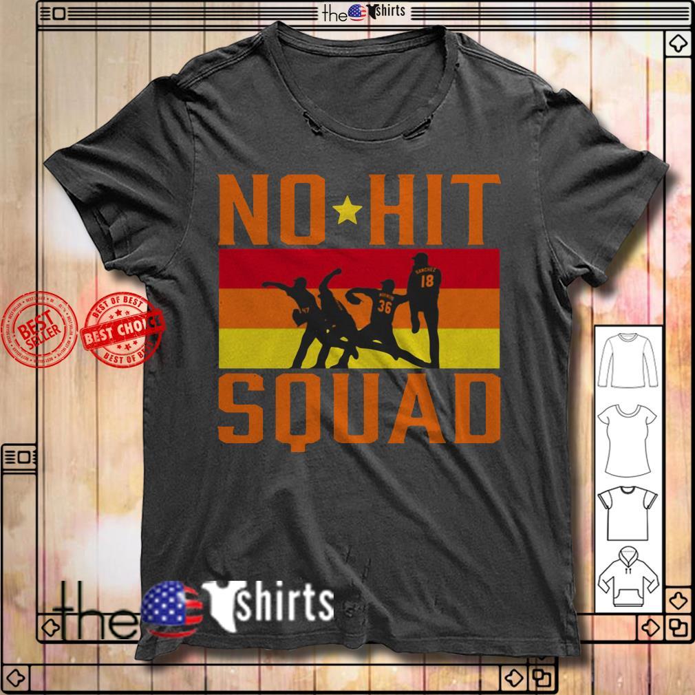 Houston no hit squad shirt