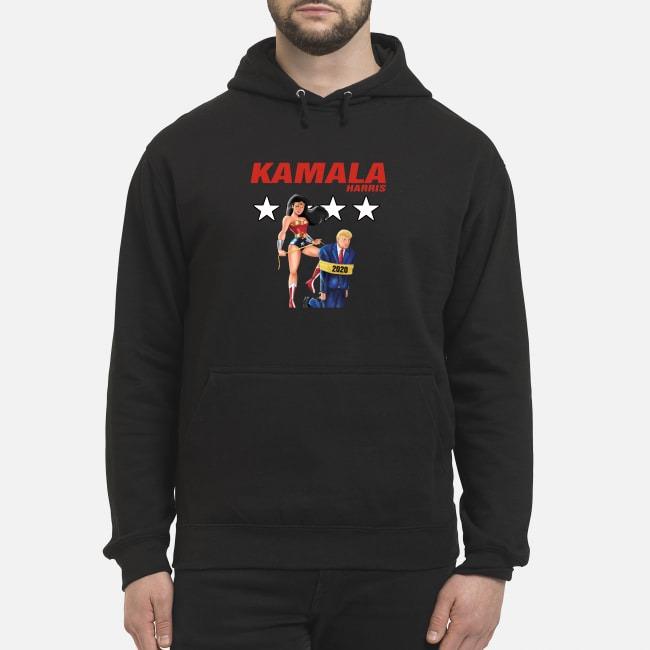 Kamala Harris Pride Hoodie