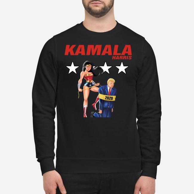 Kamala Harris Pride Sweater