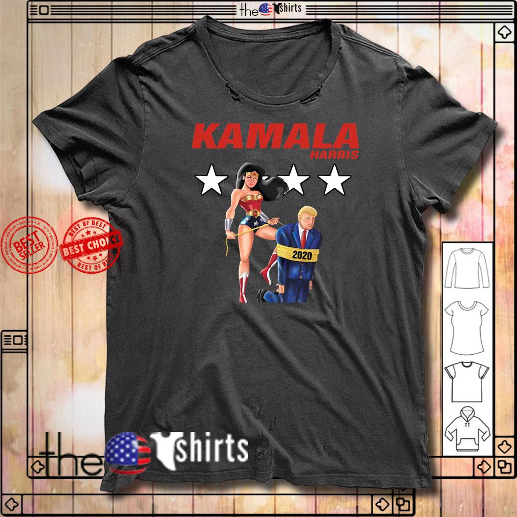Kamala Harris Pride shirt