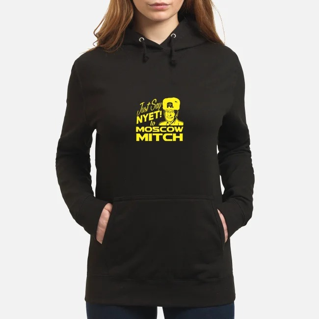 Kentucky Democrats Just say Nyet to Moscow Mitch Hoodie