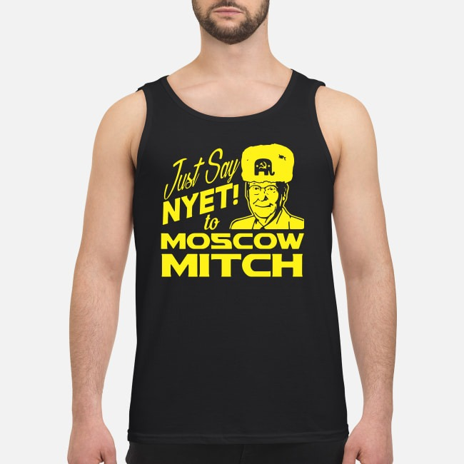 Kentucky Democrats Just say Nyet to Moscow Mitch Tank top