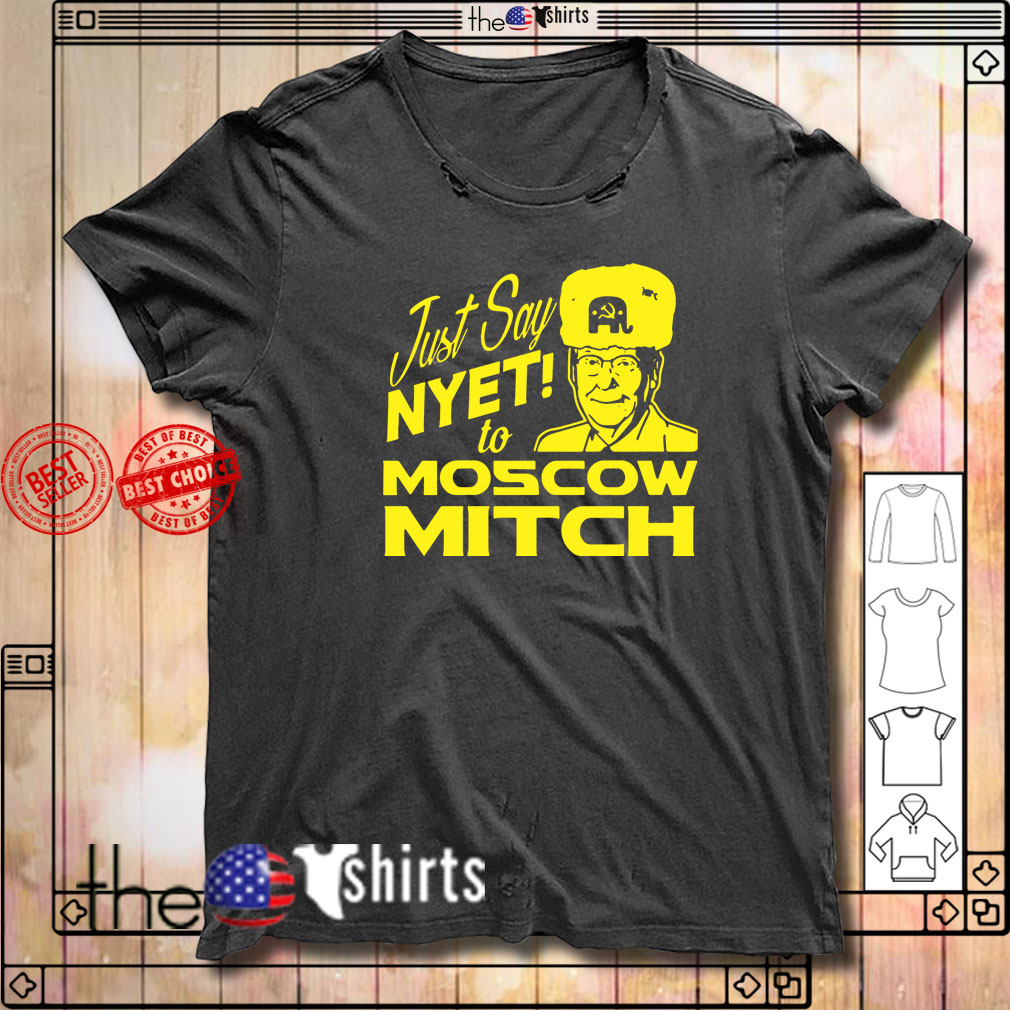 Kentucky Democrats Just say Nyet to Moscow Mitch shirt