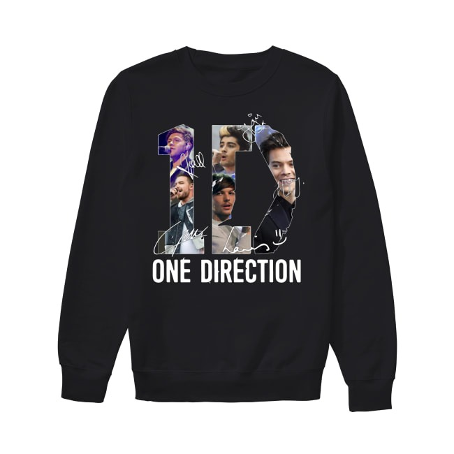 One Direction Signature Sweater