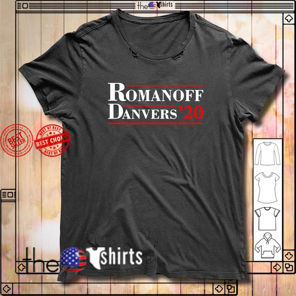 Romanoff Danvers 2020 shirt