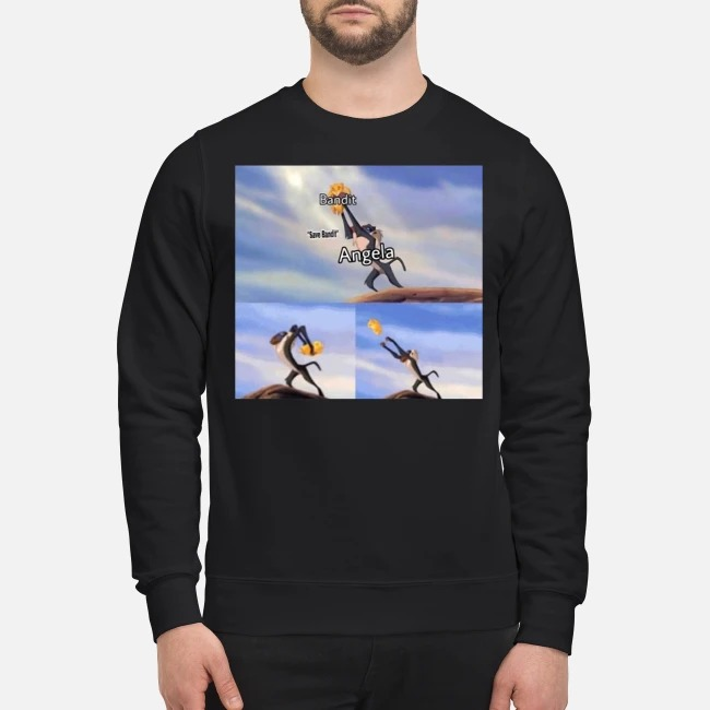 Save Bandit The Lion King Sweater