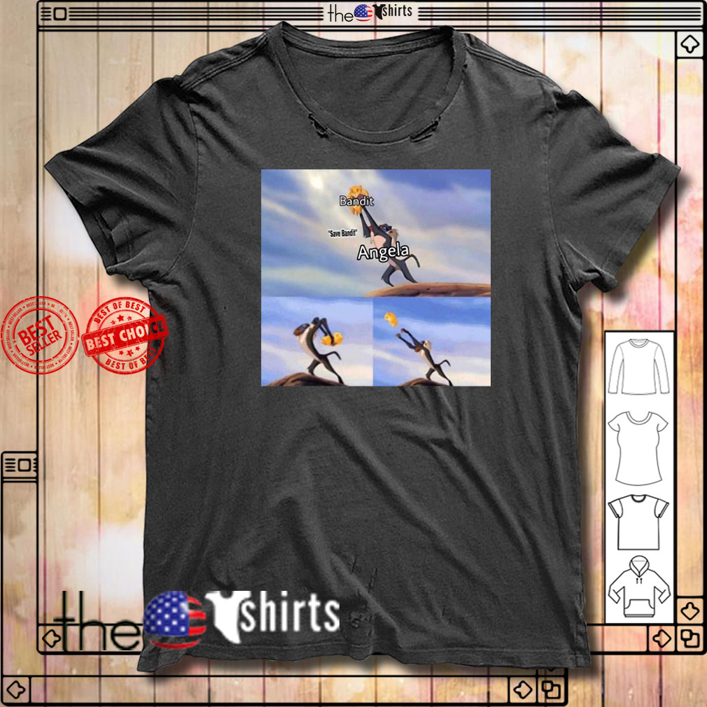 Save Bandit The Lion King shirt