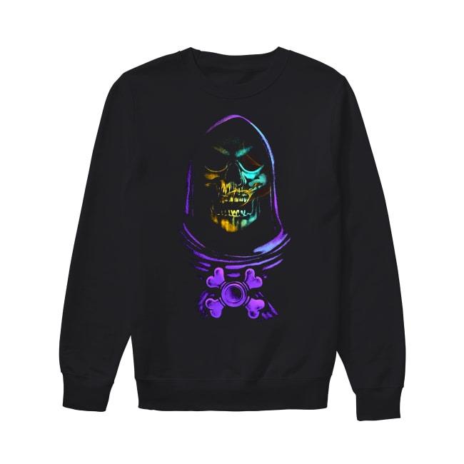 Skull Skeleton Sweater