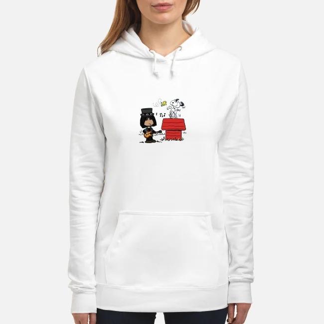 Slash and Snoopy Hoodie