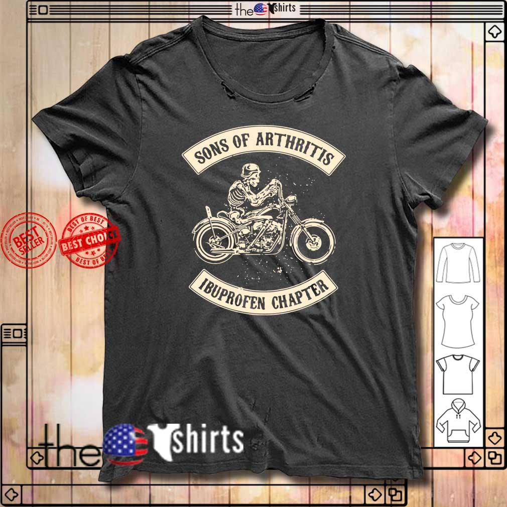 Sons of arthritis ibuprofen chapter Bike shirt