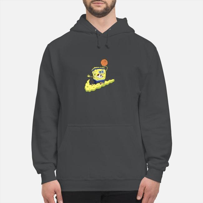 Spongebob Basketball Hoodie