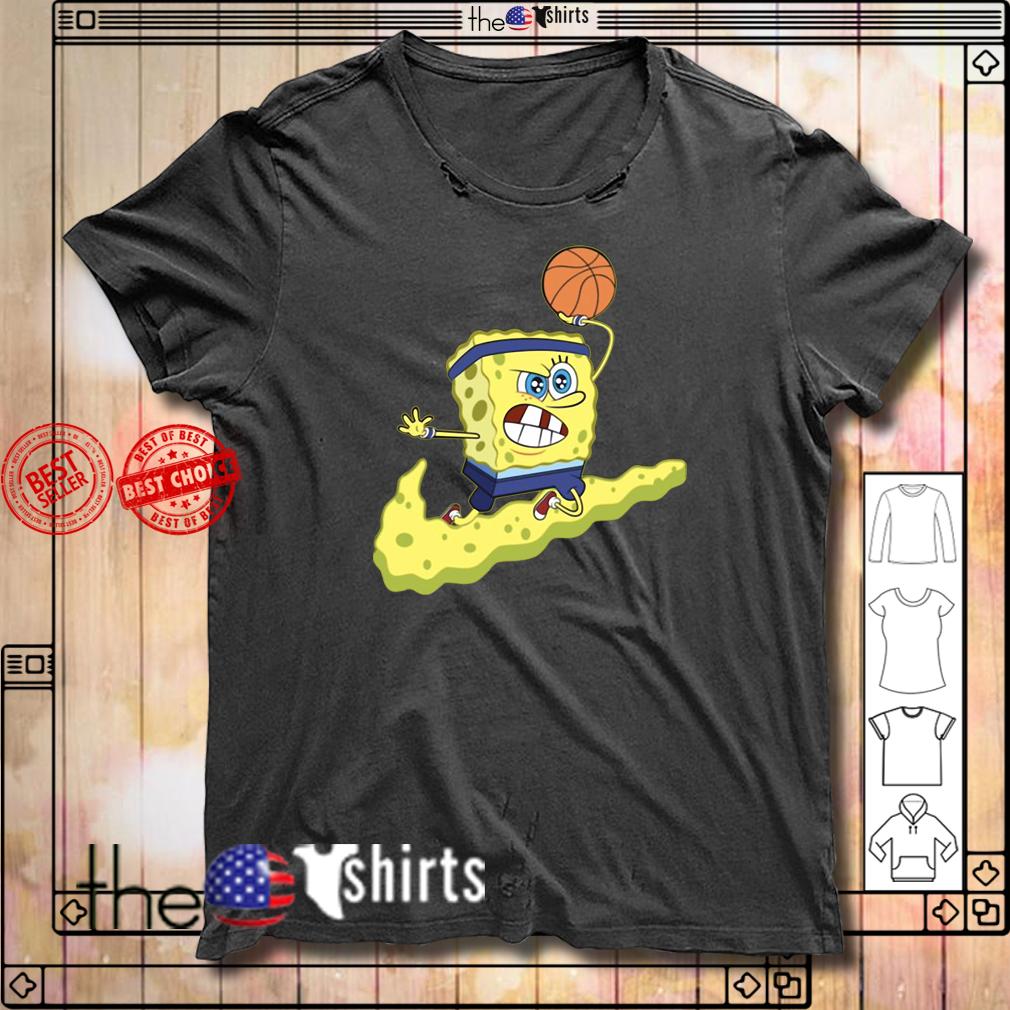 Spongebob Basketball shirt