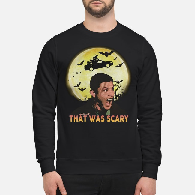 Supernatural that was scary Sweater