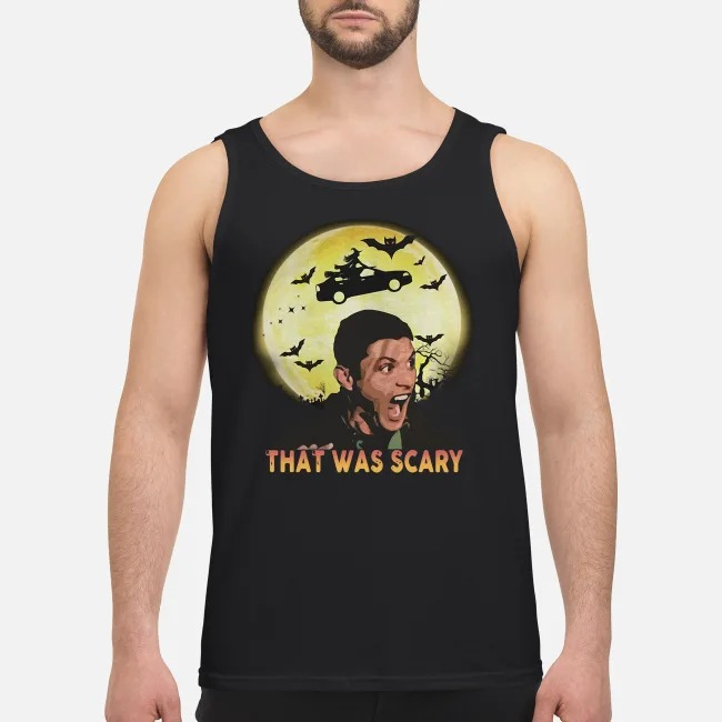 Supernatural that was scary Tank top