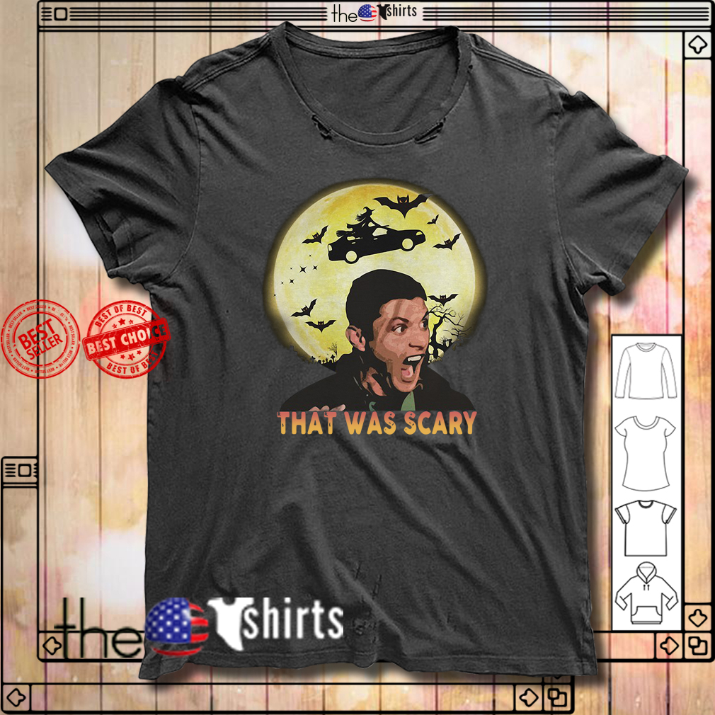 Supernatural that was scary shirt