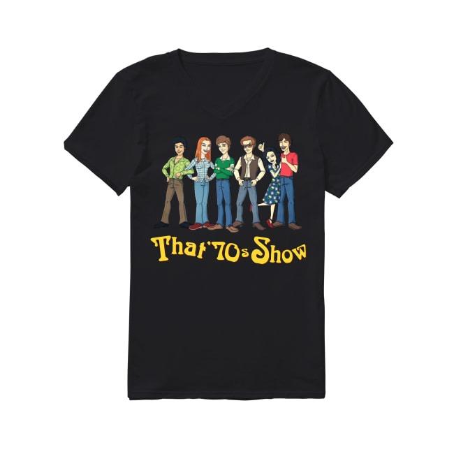 That 70s Show V-neck T-shirt