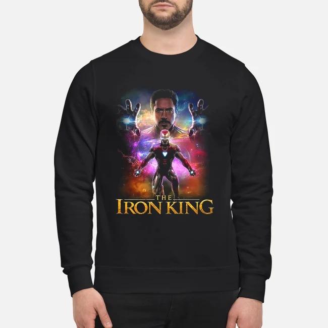 The Iron King Iron Man Sweater