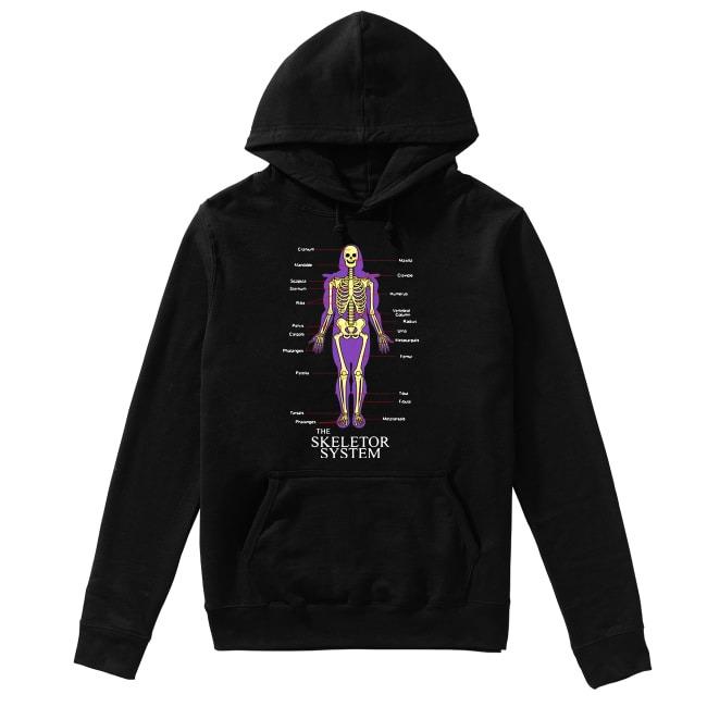 The Skeletor System Hoodie