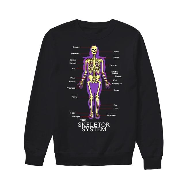 The Skeletor System Sweater