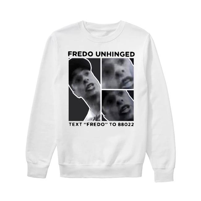 Trump Fredo Fredo Unhinged Fredo Cuomo Sweater
