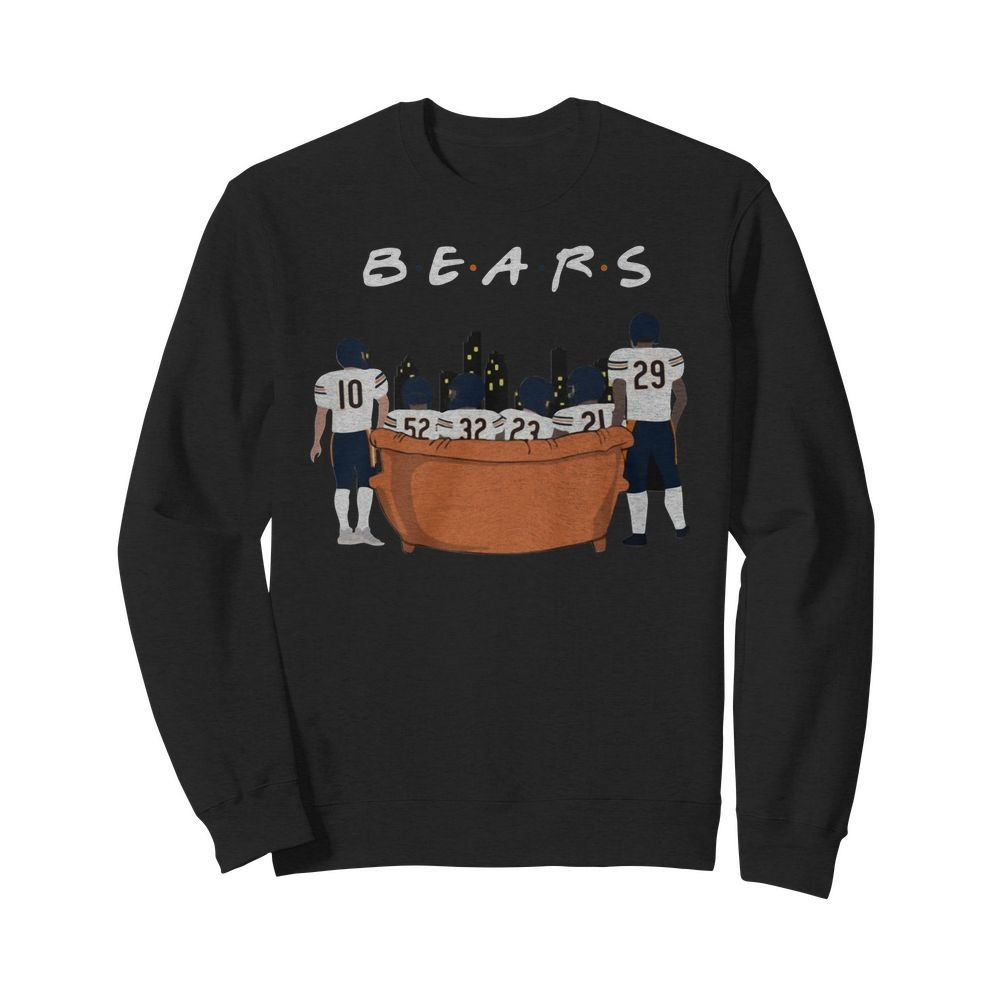 Chicago Bears Friends TV Show Sweater