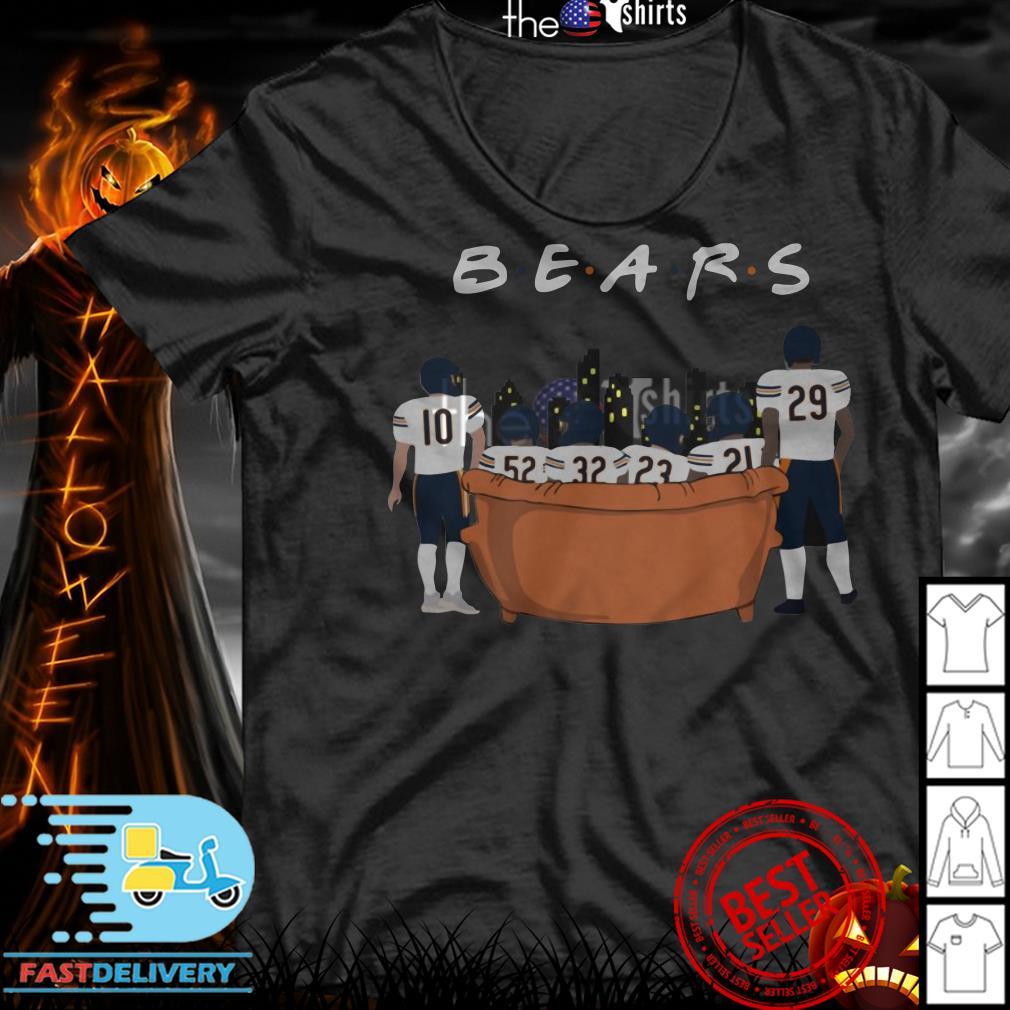 Chicago Bears Friends TV Show shirt