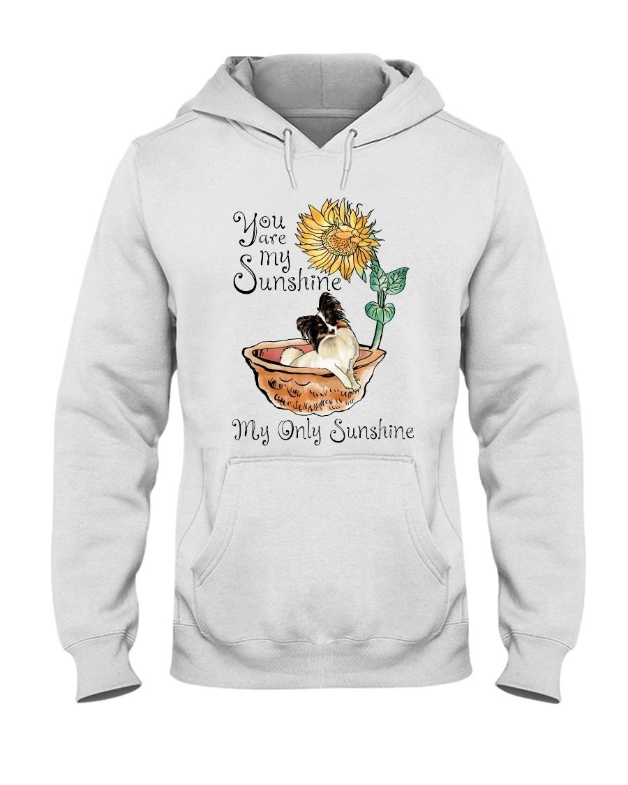 Chihuahua and sunflower you are my sunshine my only sunshine Hoodie